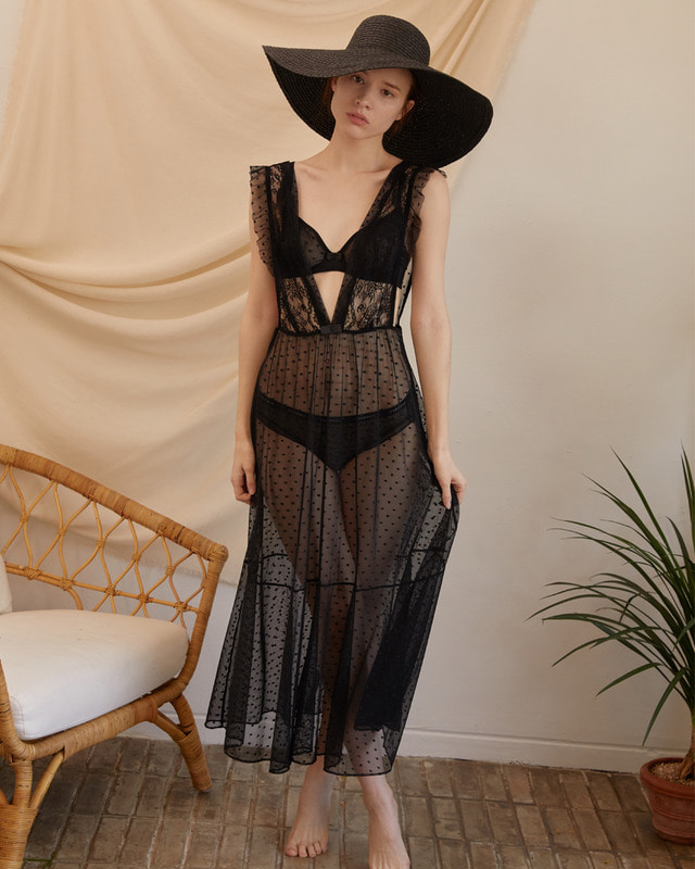 rosemary_long slip_black